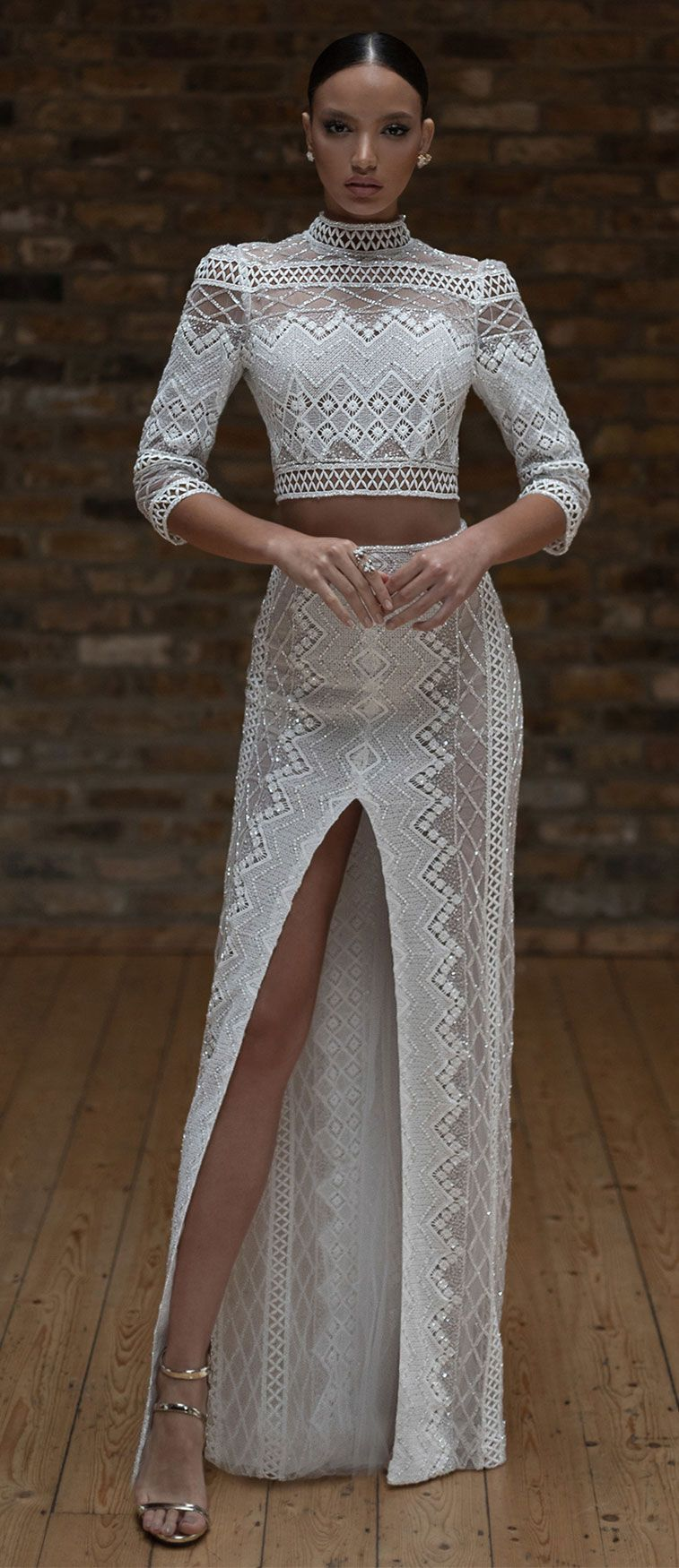 """Lior Charchy Wedding Dresses 2019 """"London"""" bridal collection"""