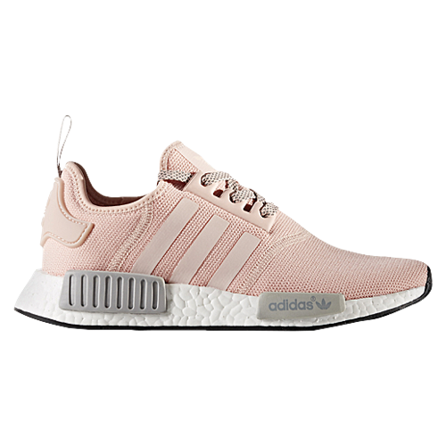 Adidas NMD Vapour Pink Grey Shoes Wearing a very comfortable breathable,  with a fresh feeling.