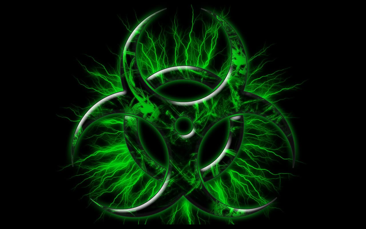 Biohazard Symbol Hd Wallpaper Picswallpapercom Vunzooke Cool