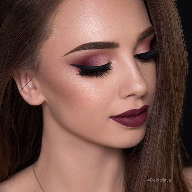 Gorgeous Sultry Lips On Denitslava Using Mannymua733 X