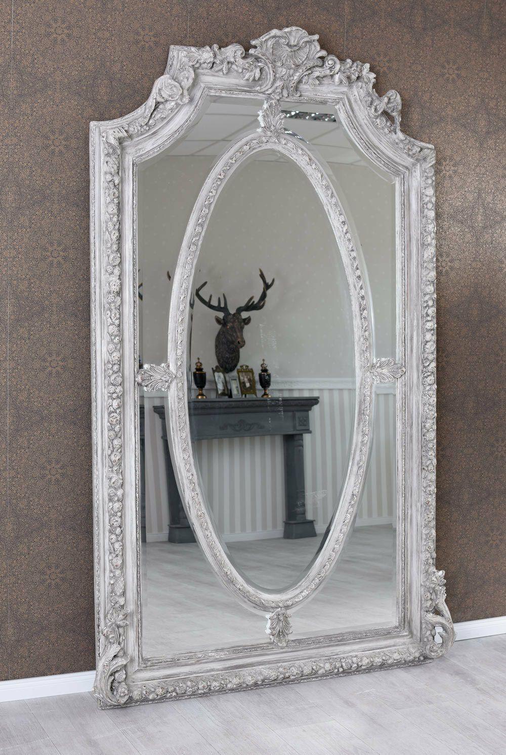 Spiegel Shabby Standspiegel Barockspiegel Wandspiegel 120x200cm Ankleidespiegel 469 55 Picclick Uk Ankleidespiegel Standspiegel Barock Spiegel