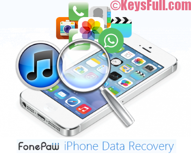 fonepaw iphone data recovery registration code free