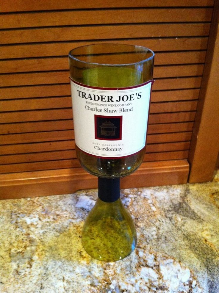 """For all of you who liked my """"redneck wine glass"""" post, here is a """"2 B… :: Hometalk"""