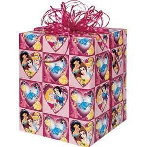 PAPER GIFT WRAP 35 SQ FT DISNEY PRINCESS WRAPPING
