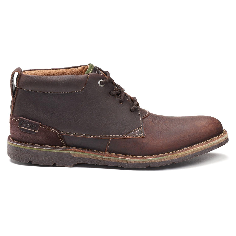 Clarks Edgewick Mid Men's Casual Boots