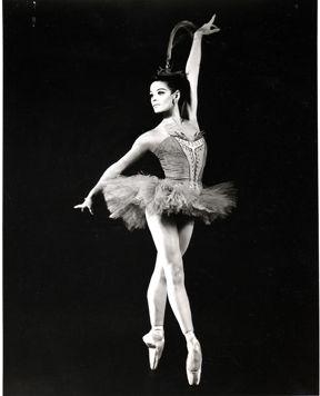 Melissa Hayden ballerina