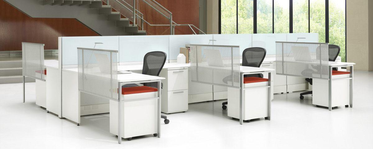 Ethospace systems furniture herman miller office project pinterest herman miller - Herman miller office desk ...