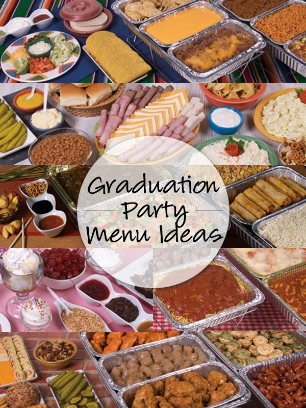 Attractive Graduation Party Dinner Ideas Part - 13: Find Amazing Menu Ideas From GFS Marketplace Online Now! Food For Graduation  PartiesGraduation ...