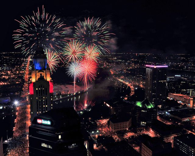 Happy 4th Of July Columbus City Of Columbus Fireworks Columbus Day 2020