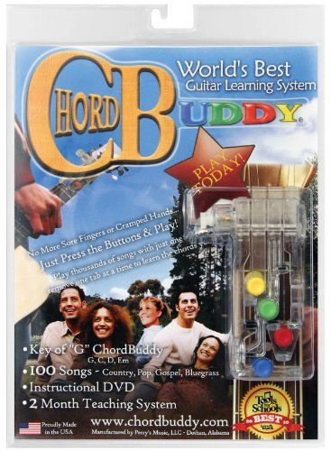 ChordBuddy Guitar Learning System and Practice Aid | Chord Buddy ...