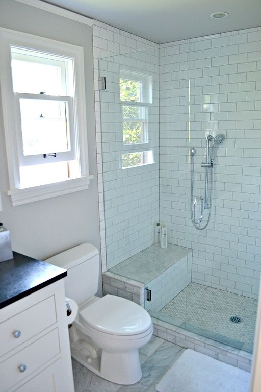Traditional 3 4 Bathroom With Three Quarter Bath Flat Panel