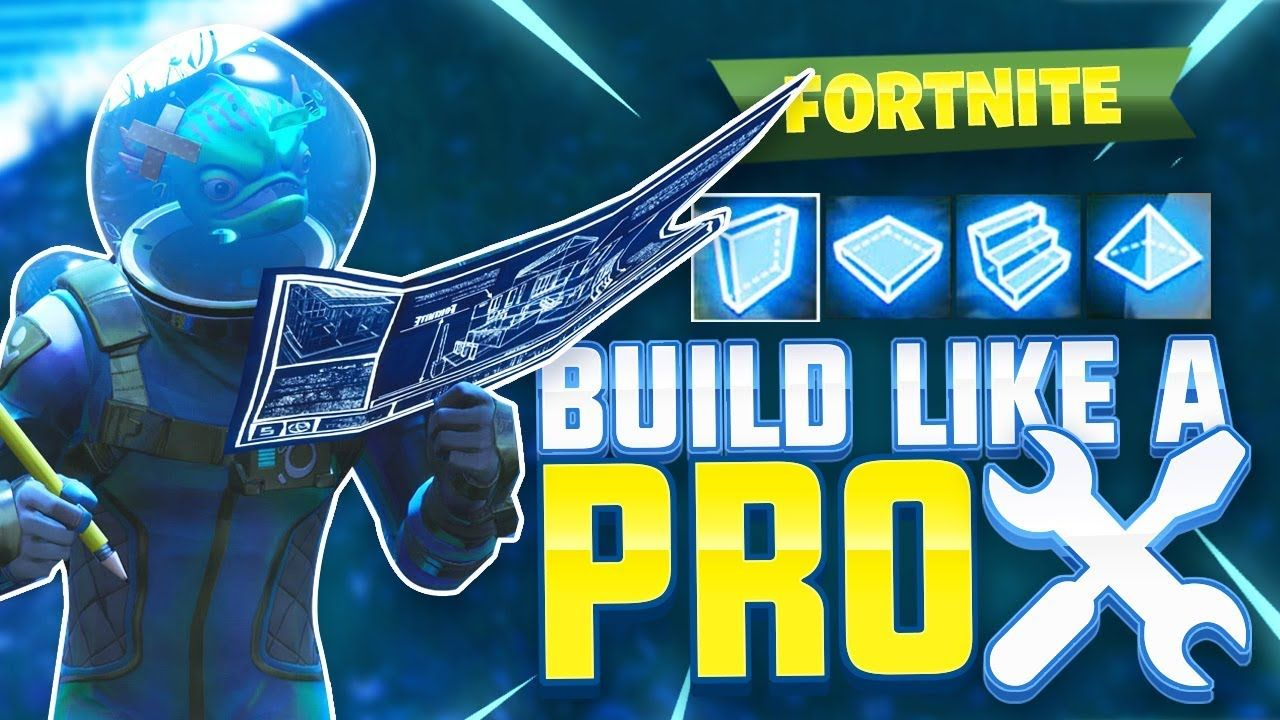 How To Build Like A Pro Fortnite Battle Royale Builder Pro Tips