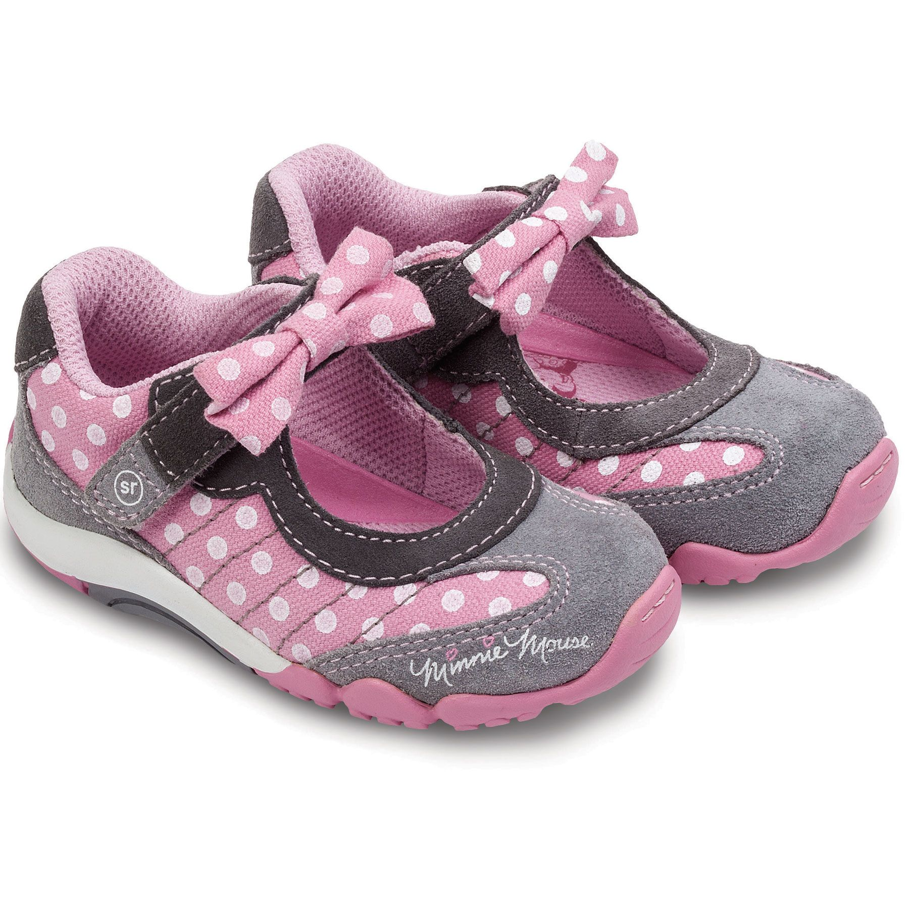 MINNIE MOUSE SRT Gym Class Shoes by Stride Rite Baby