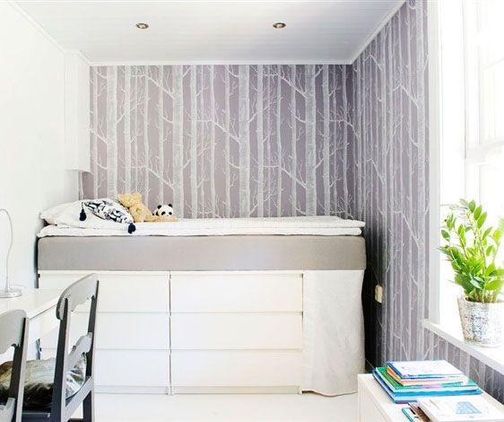 10mal Diy Stauraumbetten Met Afbeeldingen Dressoir Bed Ruimtebesparende Meubilair Ikea Meubels