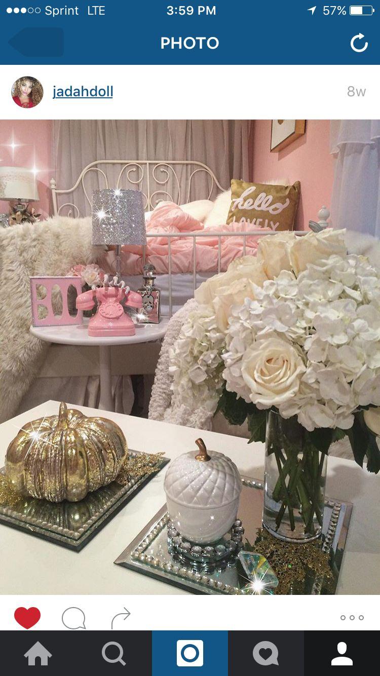 Jadah Doll room Dream decor, Room diy, Apartment decor