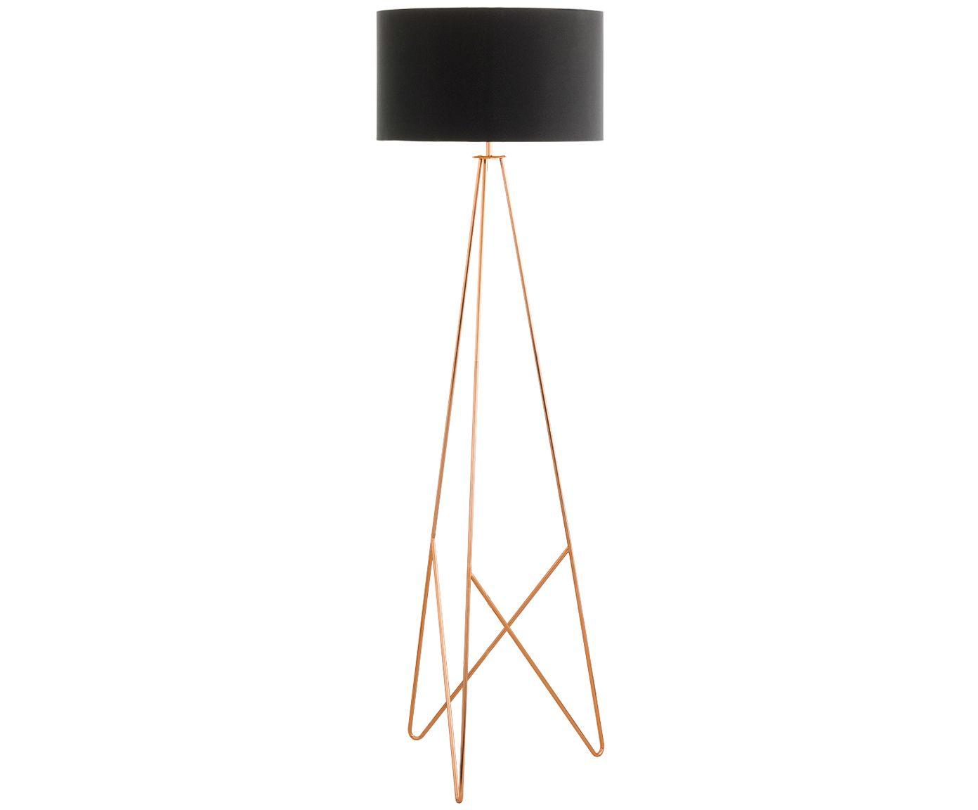 Stehlampe Camporale In Kupfer Leuchten Stehlampe Kupfer Farbe