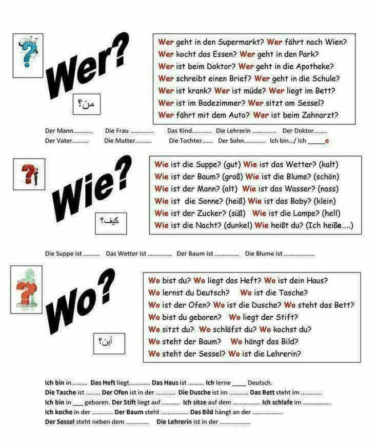 Pin von hyvinmenee auf Deutsch | Pinterest | Deutsch, Deutsch lernen ...