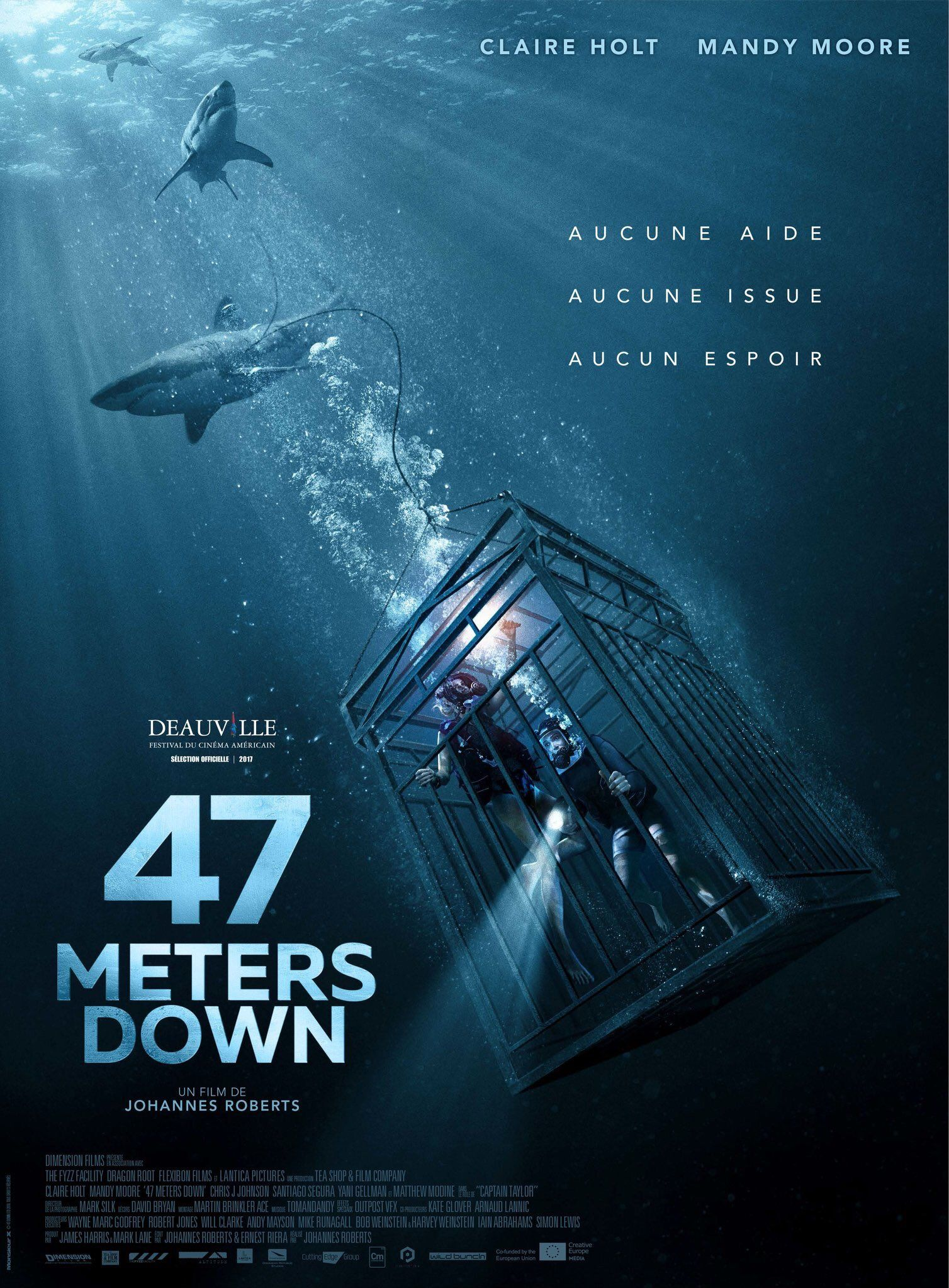 47 Meters Down Streaming : meters, streaming, Meters, Streaming, Movies, Free,, Metres, Down,, Online