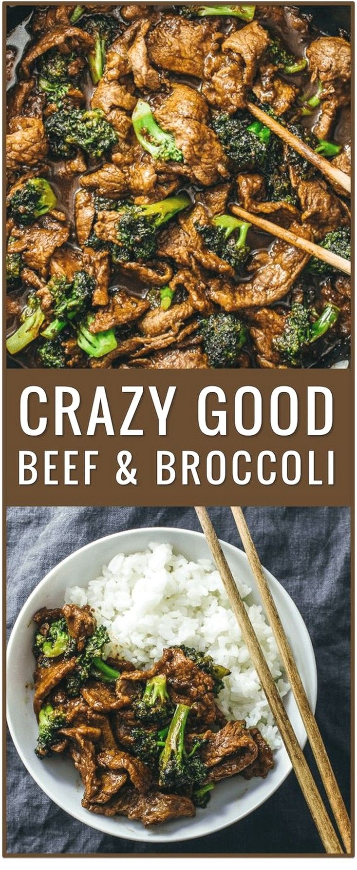 Crazy Good Beef And Broccoli | Easy Beef Recipes Ideas images