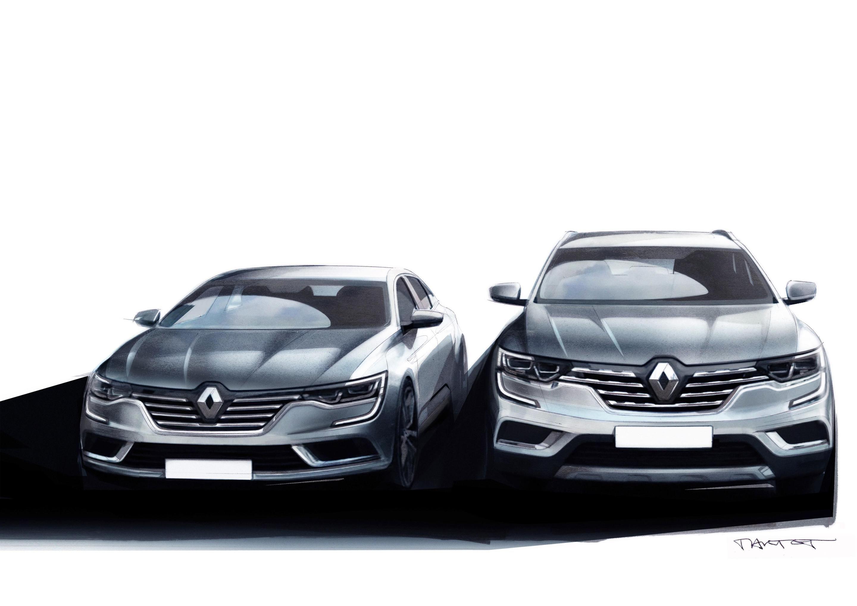 2017 Renault Koleos  #Renault_Koleos #Segment_J #French_brands #2017MY #Beijing_2016 #Renault #Segment_JD
