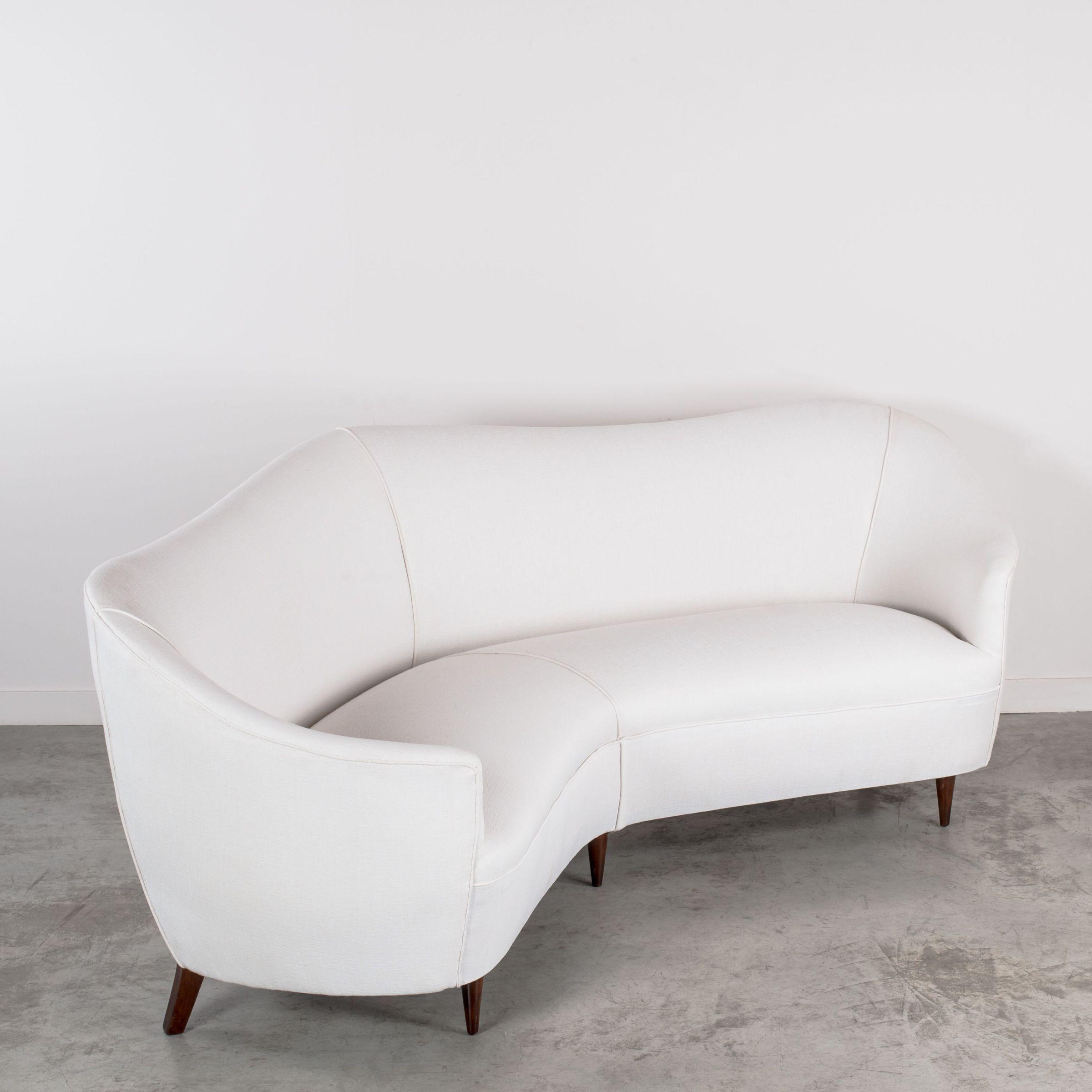Gio Ponti; Sofa, 1938. #productdesign #industrialdesign # ...