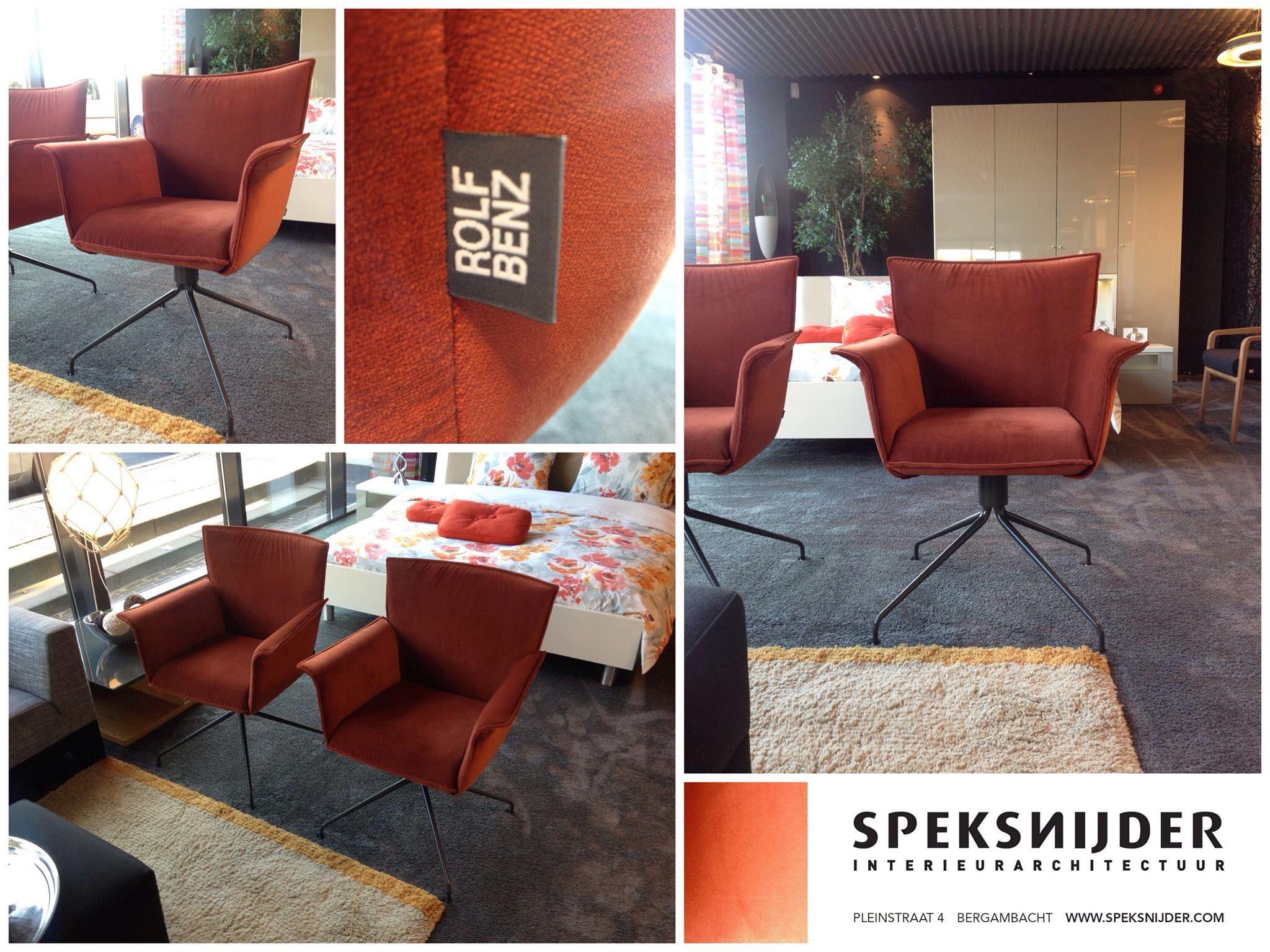 Nieuw bij ons de multifunctionele fauteuil van Rolf Benz. Deze ST630 ...