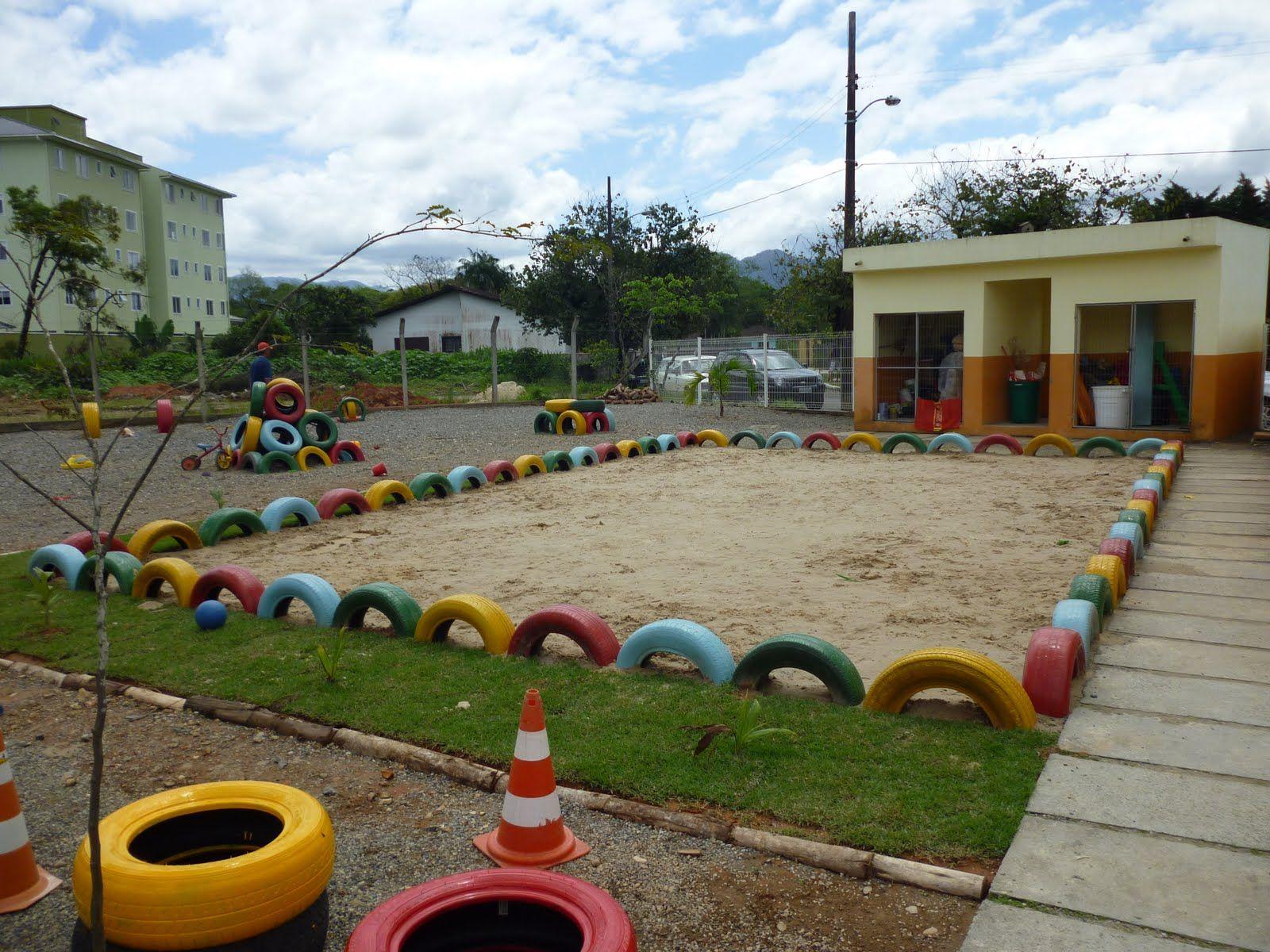 Top playground de pneus velhos - Pesquisa Google | outdoor play sets  HR07