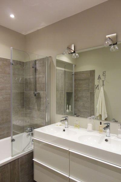 Refaire une petite salle de bains de 4,5m2 Petite Salle De Bain