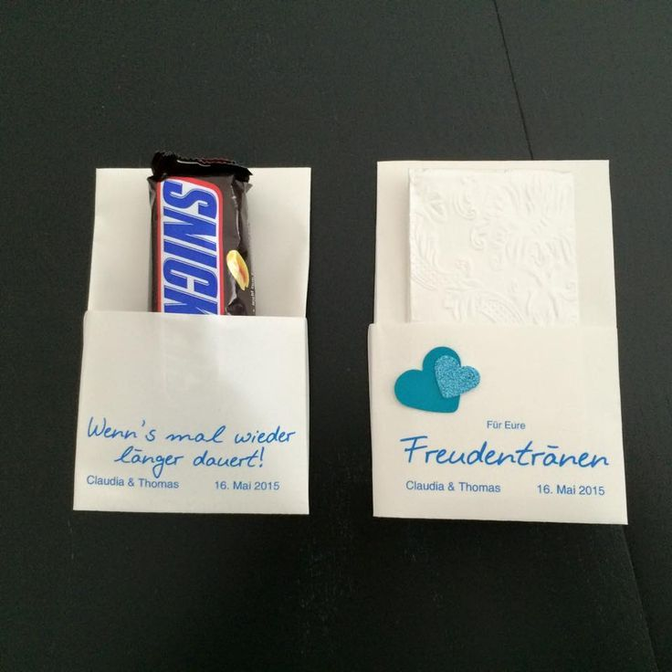 Giveaway Hochzeit: Snickers In A Basket On The Bus Or At The Reception Or In