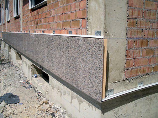 Panel aislante con revestimiento de piedra casas en - Panel piedra precio ...