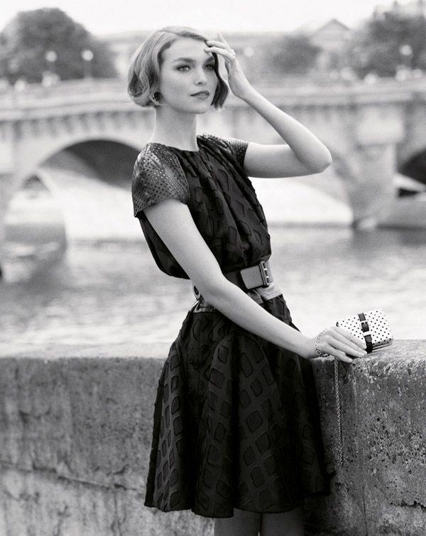 картинки красивые француженки зная