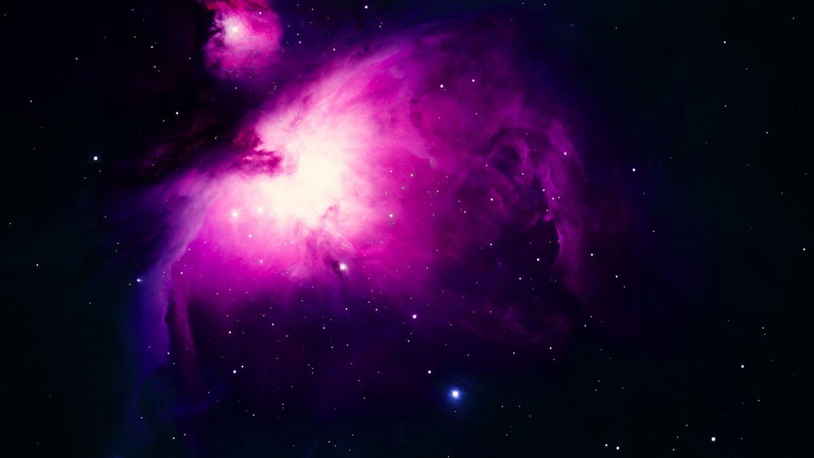 Fondo De Pantalla De Galaxia En Hd