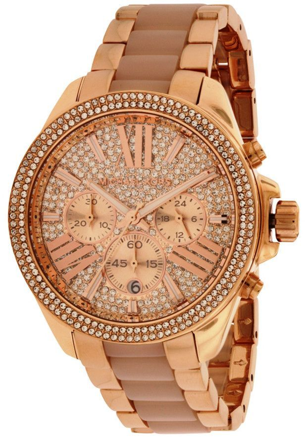 9450bf645bca Michael Kors Watches Wren Chronograph Watch MK6096