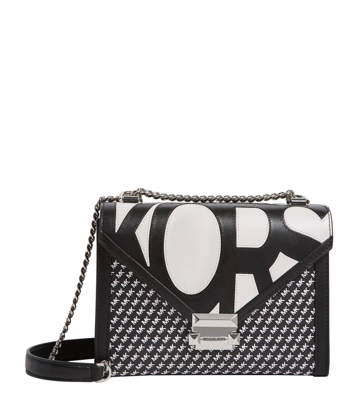 fashion styles cozy fresh super quality Michael Michael Kors Logo Whitney Shoulder Bag #AD , #Sponsored ...