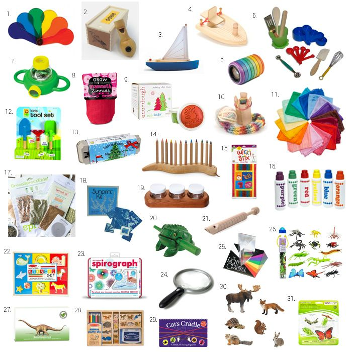 Christmas Gift Ideas For 5 Yr Old Girl: (little Boys) Montessori Stocking Stuffers At How We