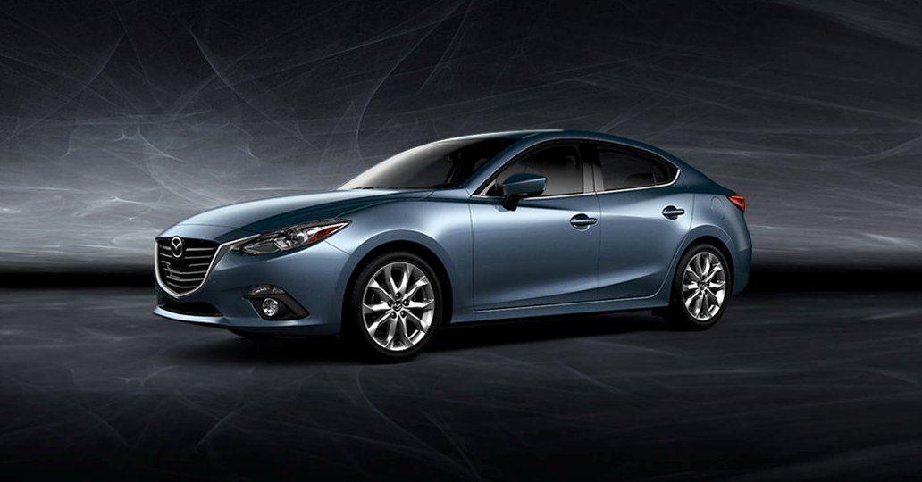 2015 Mazda 3 Reflex Blue Mazda 3 hatchback, Mazda, Mazda 3