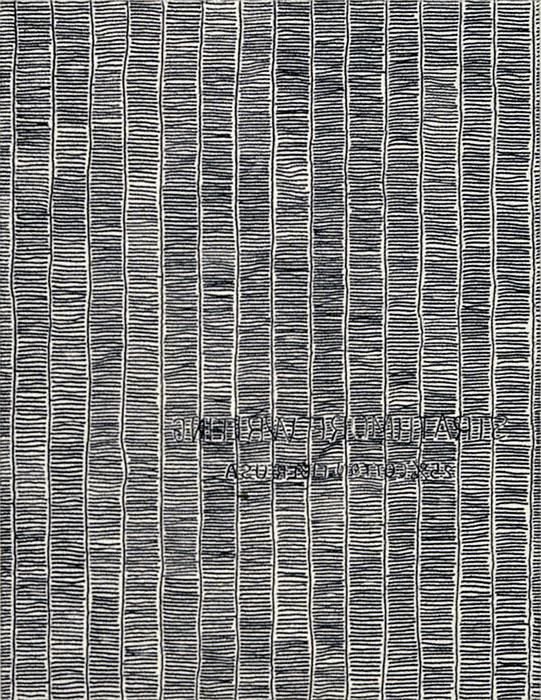 4 Freehand Watermark Tracings, No. 1 | Steve Reich