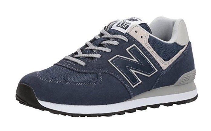 Las zapatillas New Balance 574 en color azul pueden ser ...