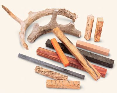 Woodturning Options for Creating Pen Blanks and Where to Get Them