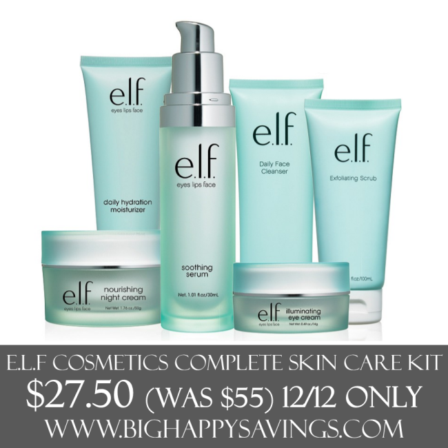Complete Skin Care Regimen $27.50 (Was $55)  Click on the link below to find out more about this deals.  Check out http://www.bighappysavings.com to find more money saving deals  #BigHappySavings, #CouponCommunity, #MakeupDeals, #OnlineDeals