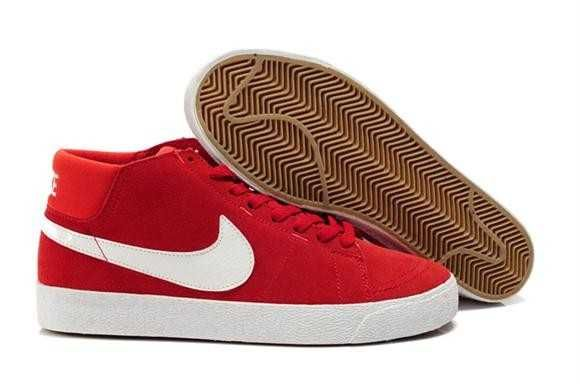 best authentic 2ce43 906d8 ... sale nike 6.0 blazer mid lr suede red white men shoes bdc0b b3ef7