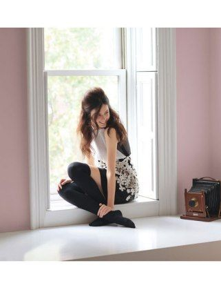 Lovee that colour on the wall