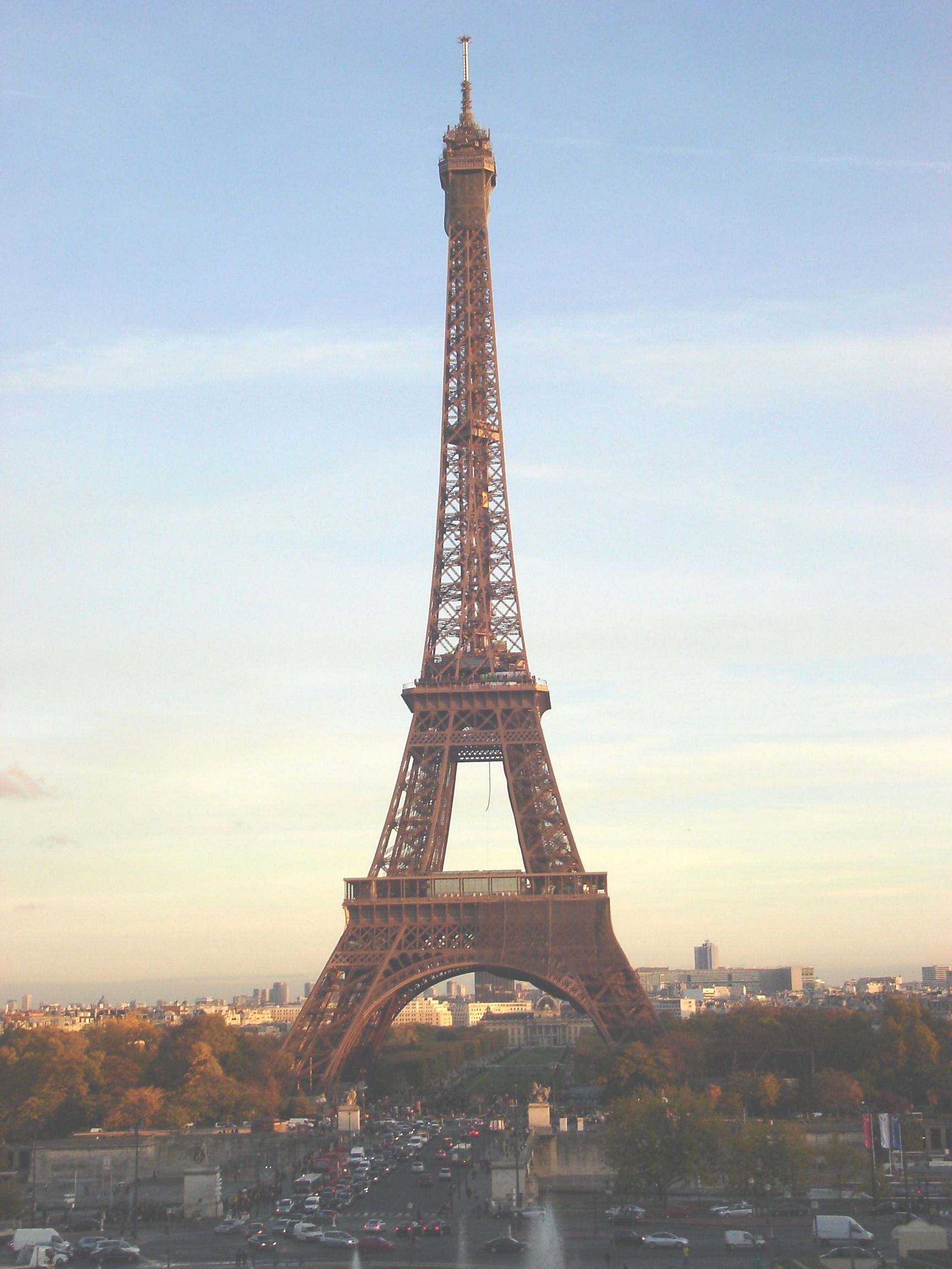 Paris 6 Amazing stuff