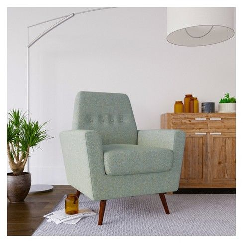Best Tufted Mid Mod Accent Chair Homepop Target Accent 640 x 480
