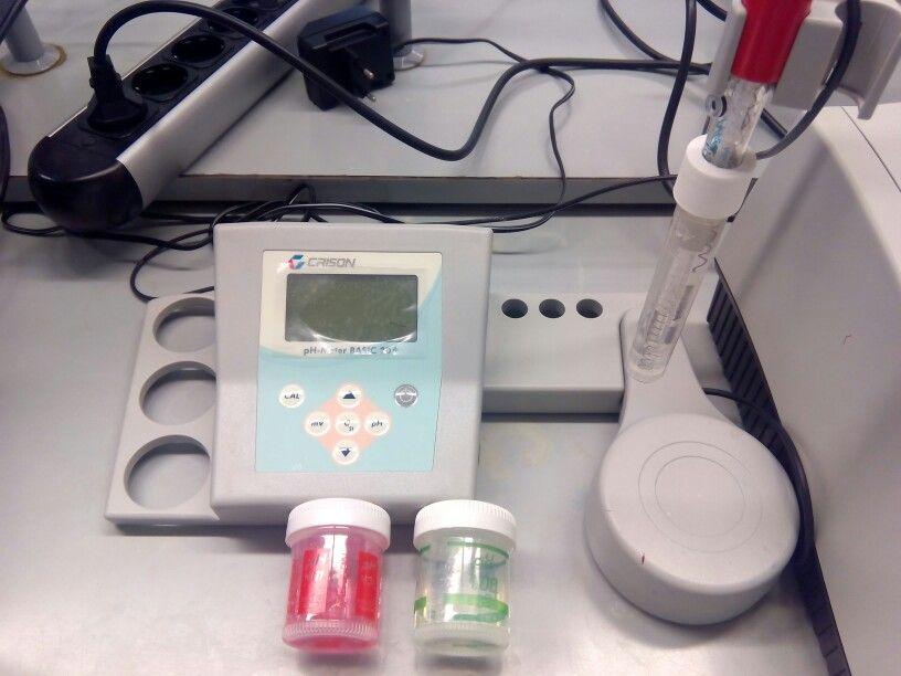 pHmetro