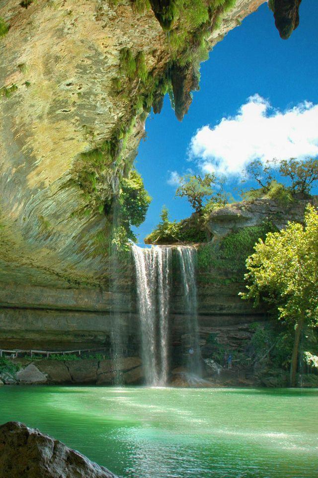 Beautiful Waterfall Iphone Wallpaper Hd Waterfall Beautiful Waterfalls Places To See