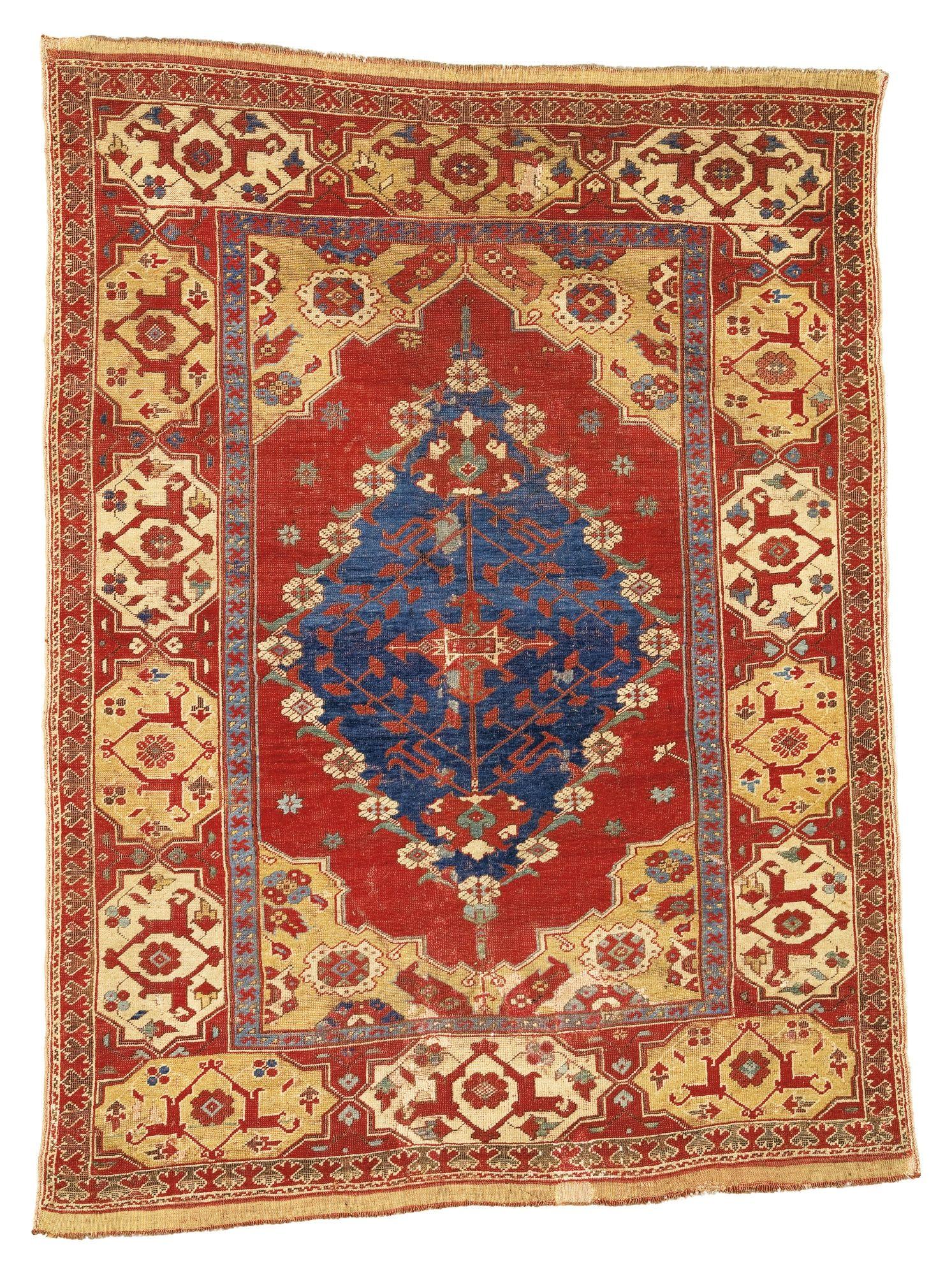 Lot 23 sothebys rug sale transylvanian rug west anatolia