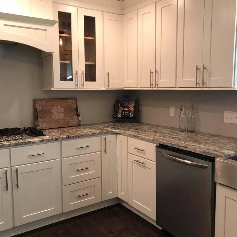 St Lucia Granite Updating House Granite Kitchen Kitchen