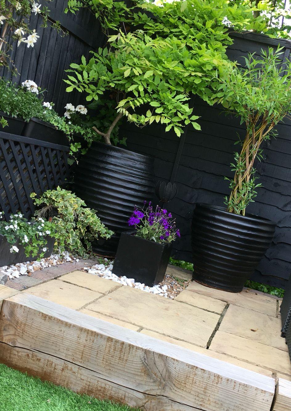 Modern Contemporary garden & Modern Contemporary garden   House ideas   Pinterest   Contemporary ...