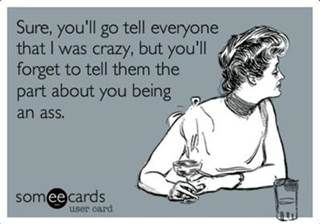 Pin By Veronica George On Ecards Ex Husband Quotes Ecards Funny Funny Quotes